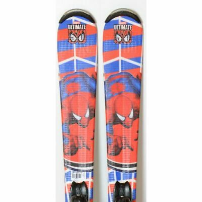 Head ULTIMATE 50 SPIDER-MAN - skis d'occasion Junior