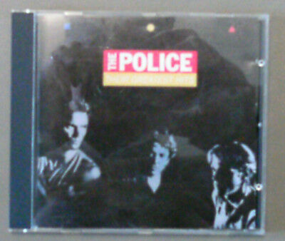 "The Police        Cd       "" Their Greatest Hits """
