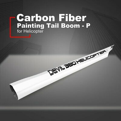 ALZRC - Devil 380 FAST Carbon Fiber Painting Tail Boom - P Helicopter Parts ❃⚡✤