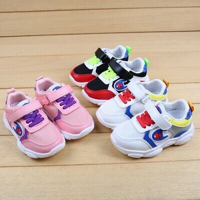 New Sneakers Newborn Baby Crib Sport Shoes Boys Girls Infant Lace up Soft Sole