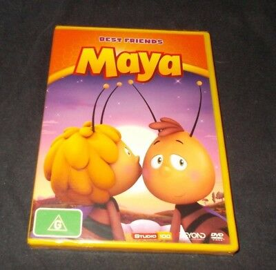 Maya Best Friends Dvd Brand New & Sealed Region 4