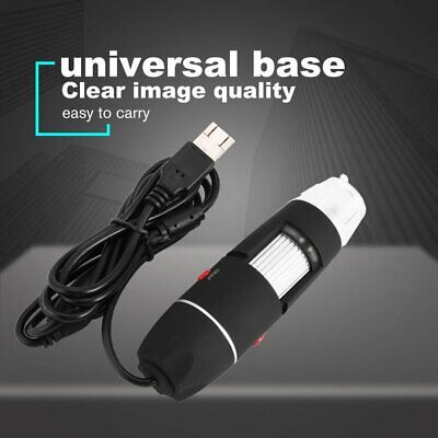 500X WiFi Digital Microscope 8 LED Two in one USB Camera Microscopio Endoscope❃❃
