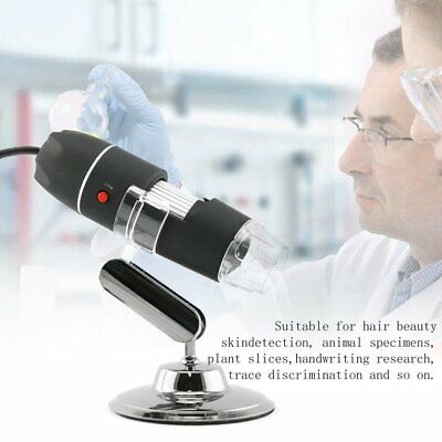 1600X WiFi Digital Microscope USB Camera Microscopio Electronic Magnifier ❃⚡✤