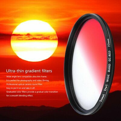 ZOMEI 52//55//58//62//67//72//77MM 0.45X Wide Angle Filter Camera Lens Converter Y2