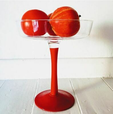 Glass Footed Cake Stand - Fruit, Pastries, Sweets, Biscuits - choice of Styles