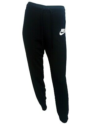 PANTALONE DI TUTA Ginnastica Donna NIKE Just do it Cotone