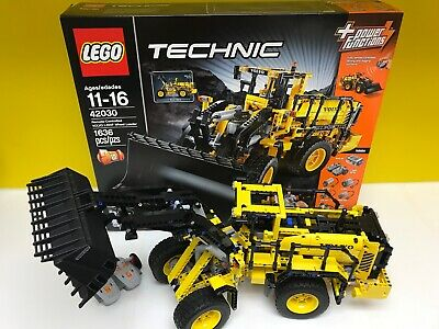 Nieuw LEGO #42030 TECHNIC VOLVO L350F Wheel Loader - Remote Controlled NZ-28
