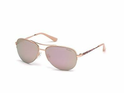 29b87c4de7b27 GUESS LADIES AVIATOR Sunglasses GU 7404 S 28X New -  30.00