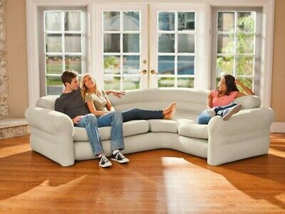 Modern Bed Sleeper Sofa Couch Sectional Living Room