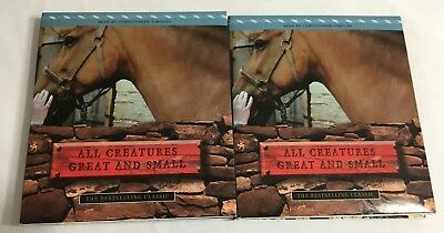 All Creatures Great and Small by James Herriot CD Audiobook Unabridged