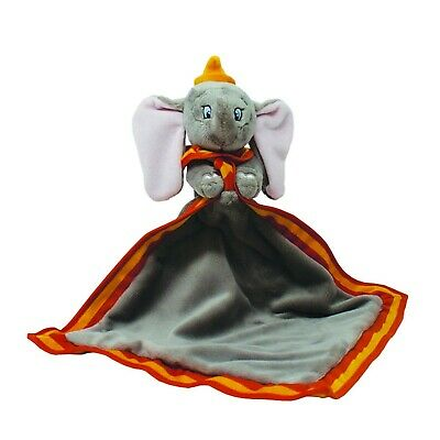 Disney Dumbo Elephant Baby Holding Comforter Soft Plush Toy Movie Classics