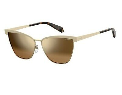 e4deef377ff1 Polaroid Pld 4054 s Smtt Gold Aoz Polarized Woman Sunglasses Uv400 Case    Cloth