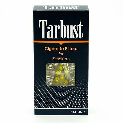 Disposable Cigarette Filters 1 Pack of 144 Filters | Cut The Nic