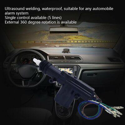 2pcs 12V Door Power Central Lock Kit with 2 Wire Actuator for Auto Vehicle☼~♌