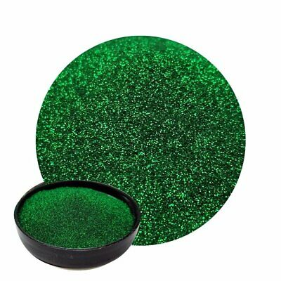 Kp Pigments Emerald Green Glitter MICRO FLAKES Car Paint Additive 25 Grams