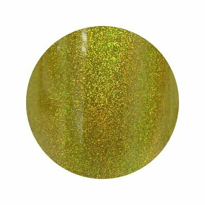 Kp Pigments GOLD HOLOGRAPHIC Glitter MICRO FLAKES Car Paint Additive 25 Grams
