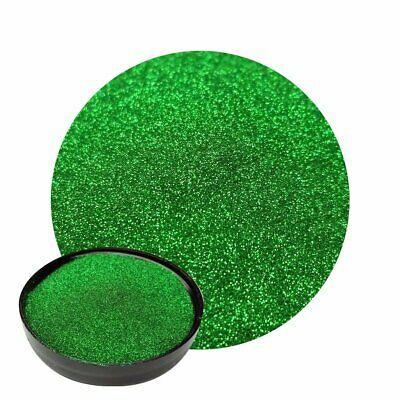 Kp Pigments LIME GREEN Glitter MICRO FLAKES Car Paint Additive 25 Grams