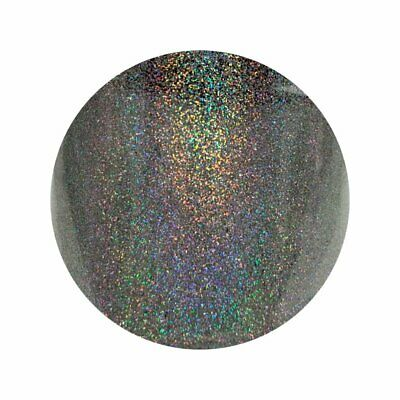 Kp Pigments SILVER HOLOGRAPHIC Glitter MICRO FLAKES Car Paint Additive 25 Grams