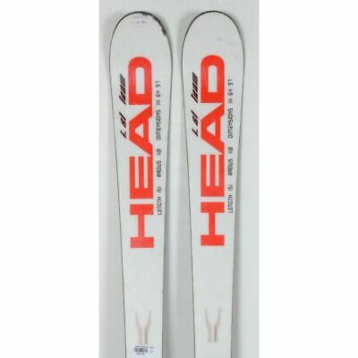 Head WORLDCUP I.SL TEAM white - skis d'occasion Junior