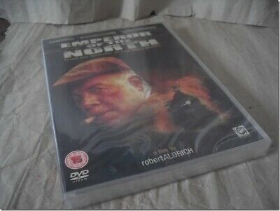 EMPEROR OF THE NORTH - LEE MARVIN dvd UK RELEASE NEW FACTORY SEALED RARE