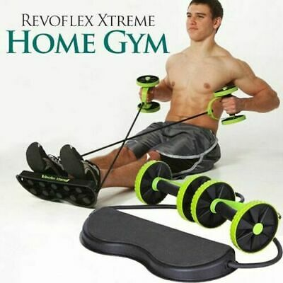 Now Don't Worry Training At Home Power Roll Ab Trainer - USA Stock
