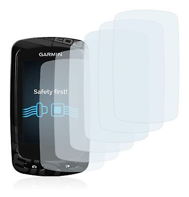 Garmin Edge 810 GPS Hand Held,  6x Transparent ULTRA Clear Screen Protector