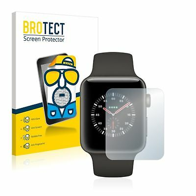 Apple Watch Series 3 (42mm),  2 x BROTECT® Matte Glass Screen Protector