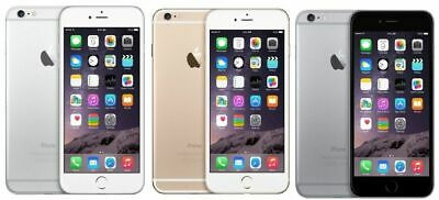 Apple iPhone 6 Plus - 16GB, 64GB 128GB ALL COLORS (Factory GSM Unlocked)