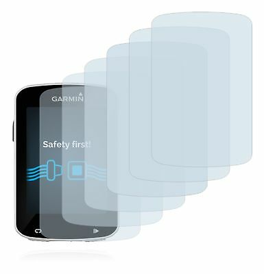 Garmin Edge 820 GPS Hand Held, 6x Transparent ULTRA Clear Screen Protector