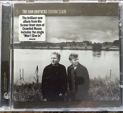 Finn Brothers (SPLIT ENZ) CD - Everyone Is Here Aug-2004. (FREE POSTAGE)