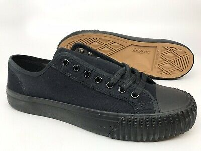 PF Flyers Men s Shoe Sandlot Center Low MC2002SD - Black Black Size 10 M ac487f091