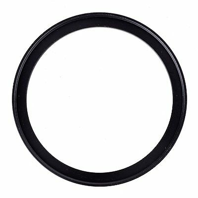Camera 74mm Lens to 86mm Accessory Step Up Adapter Ring 74mm-86mm Black