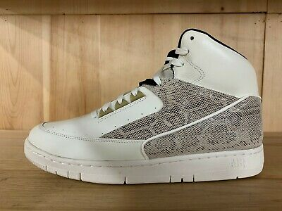 new product e9986 c4a5e Nike Air Python Snakeskin Sail Black Metallic Gold Mens Size 11.5 705067-100