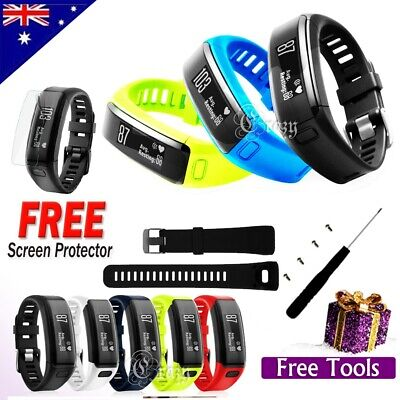 Replacement Band Bracelet for Fitness Tracker Watch GARMIN VIVOSMART HR