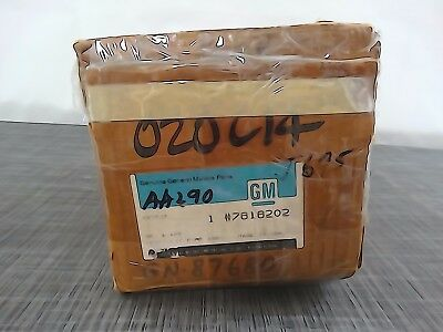 Gm Hydraulic Pump Assembly # 7818202 Factory Oem Power Steering Pump