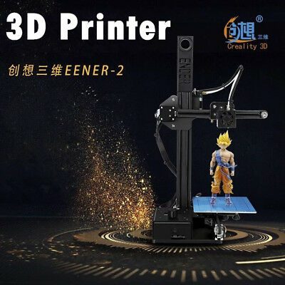 ENDER 2 Creality High Precision 3D Printer Pre-assembled Aluminum 150*150*200mm