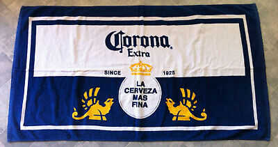 Corona Extra Beer Beach Bath Towel