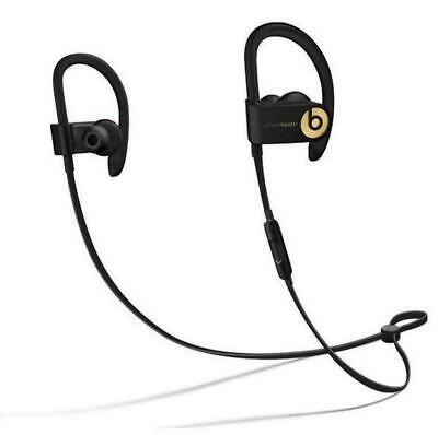 BEATS BY DR DRE Powerbeats3 Wireless Headset Sport Earphones US STOCK GOLDEN