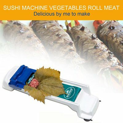 Vegetable Meat Rolling Tool Sushi Maker Innovative Kitchen Roller Machine AE▩