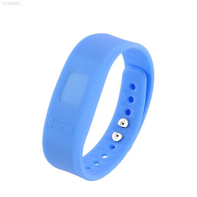 DFAE Bluetooth V2.0 Incoming Call Anti-lost Bracelet For Mobile Phone Phone Blue