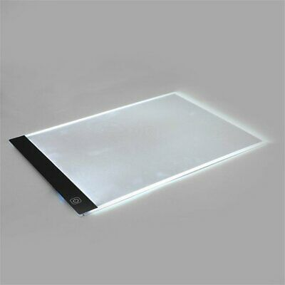 K01 Dimmable LED Copy Board A4 Paper Size Luminous Animation Painting Panel✳★