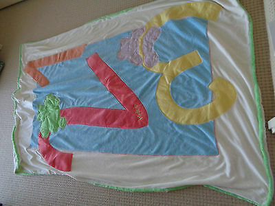 Kaloo  123 Cot Quilt  **Reduced**