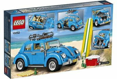 Original VW LEGO® Creator Exclusiv Käfer Beetle in Blau 6R5099320 NEU