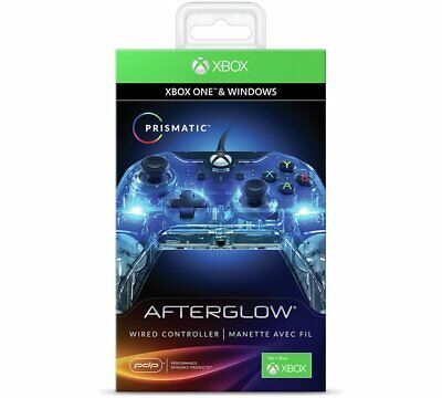 Afterglow Prismatic Xbox One Controller With New Dimmable Prismatic LED Lighting