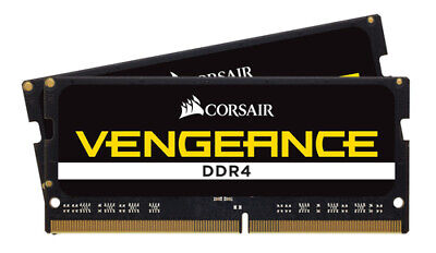 Corsair - SO-DIMM 16 GB DDR4-2400 Kit, Arbeitsspeicher Hardware/Electronic  NEW