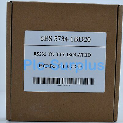 1PC New Siemens 6ES5734-1BD20 6ES5 734-1BD20