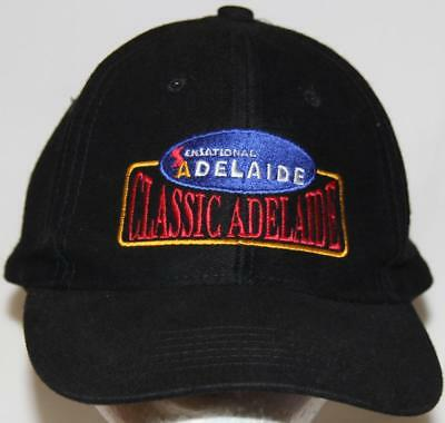 Collectible Classic Adelaide Embroidered Peaked Hat/Cap
