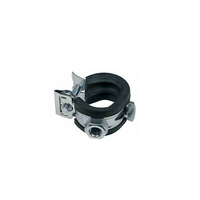 """Joint Tube Clamps Clamping Band 21-23mm M8 for 1/2 """" Pipes Heater Installation"""