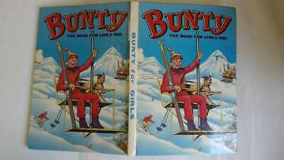 Good - Bunty the Book for Girls 1981 (Annual) [Hardcover] by D C Thomson -  1980