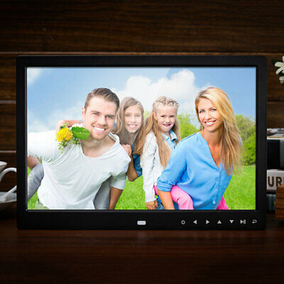 Multi-functional 13 Inch 1280*800 HD LED Digital Photo Frame Photo Album Frame✳★